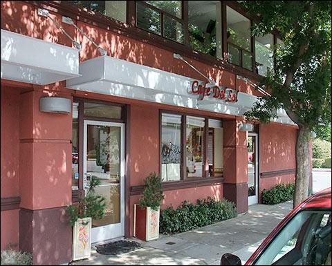 Cafe Del Sol Menlo Park Ca